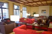 Relaxing lounge at Amendoeira Golf Resort