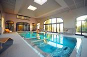 Indoor pool at Barcelo Montecastillo Golf