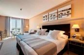 Spacious twin bedroom at Barcelo Montecastillo Golf