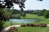 Beautiful parkland golf course in Italy, Bologna Golf Club