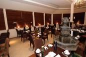 Fine dining at Carden Park's Redmonds Restaurant