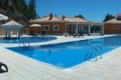 Outdoor pool area at Castro Marim Golfe & Country Club