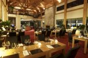 Rafters Restaurant at the stunning 5* Celtic Manor, Newport