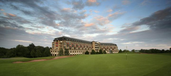 The Roman Road Course at Celtic Manor Resort 5* in Newport