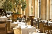 Fine dining at Celtic Manor's Olive Tree Restaurant