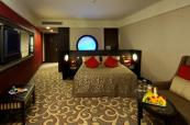 Standard double room at Cornelia Diamond Golf and Spa Resort in Turkey