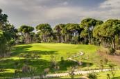 Hole 7 at Cornelia Golf Club in Turkey