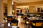 Restaurant has a fantastic buffet and mouth-watering menu option