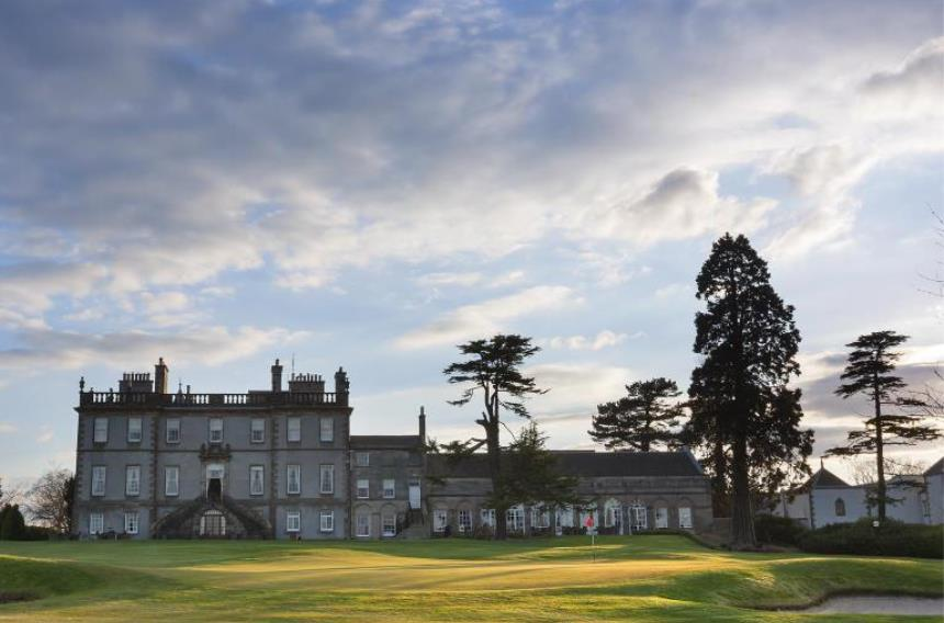 Book a golf break to Dalmahoy Hotel, Edinburgh