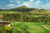 Campo Real Golf with stunning mountain backdrops