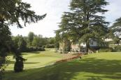 Hilly fairways and tricky approaches at Donnington Valley Hotel and Spa