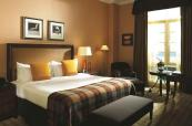 A luxury double room at Fairmont St Andrews