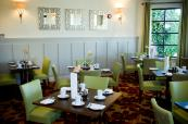 Fine dining at Forest of Arden Marriott Hotel & Country Club