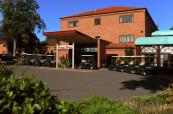 Forest Pine Main Hotel Exterior