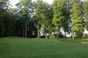Perfect rolling greens throughout Forest Pines Golf Course