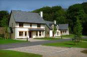 Course Side Lodge at Fota Island Resort in Ireland