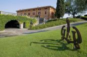 The Clubhouse at the Garda Golf Country Club, Italy
