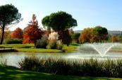 The Garda Golf Country Club in Italy is home to some impeccable water features