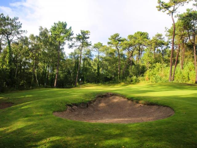 book a golf holiday to le touquet la foret  northern france