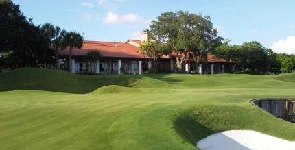 North Course at Grand Cypress Golf Club