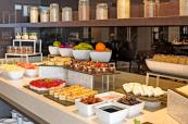 Breakfast Buffet at H10 Andalucia Plaza