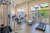 Modern, highly equipped gym at H10 Andalucia Plaza