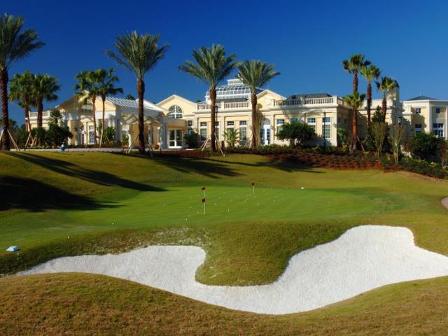 conservatory course at hammock beach resort  jacksonville