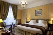 Superior double room at Hermitage Barriere La Baule