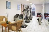 Fitness room at Holiday Inn Le Touquet