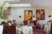 Le Pavillon restaurant at Hotel Barriere Le Westminster