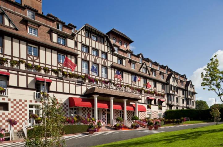 Hotel du Golf Barriere - Exterior View