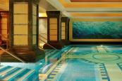 The indoor swimming pool at Killarney Plaza Hotel and Spa