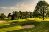 Knightsbrook Golf Course in Ireland 7th Hole