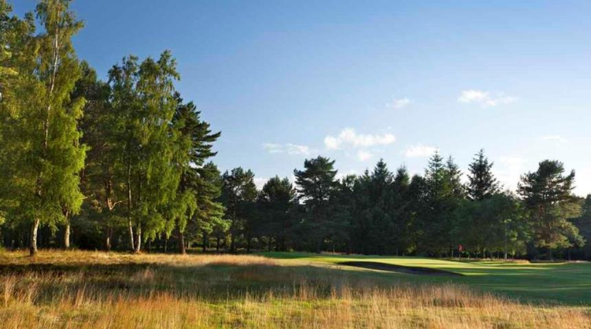 Ladybank Golf Club Fife Book A Golf Break Or Golf Holiday