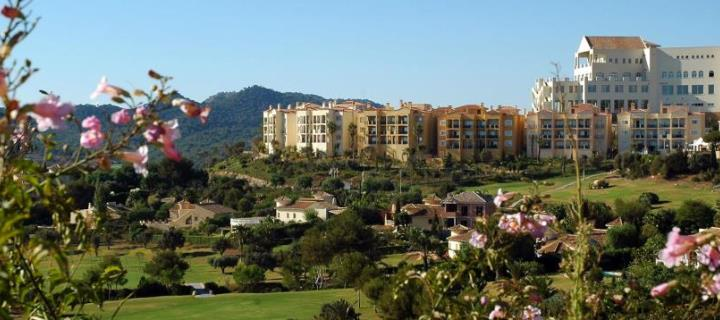 panoramic view Las Lomas Village - La Manga