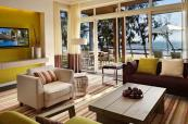 Deluxe Beach Front Suite at Long Beach Hotel