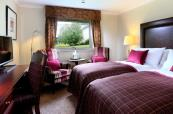 Highland classic twin room at Macdonald Aviemore Highland Resort