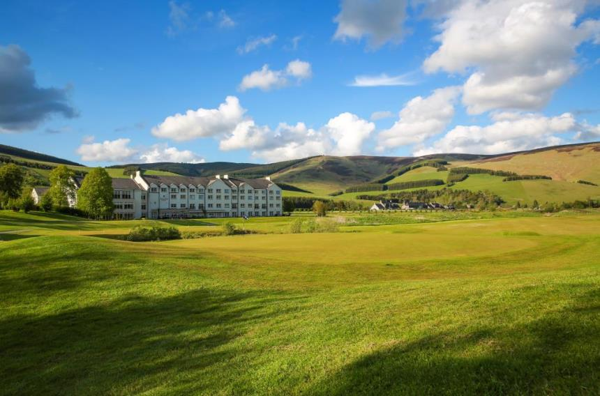 Macdonald Cardrona Hotel Golf Spa