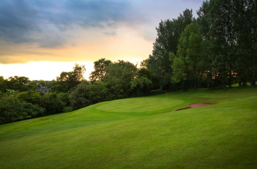 Golf And Spa Breaks Midlands
