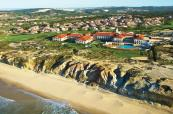 Aerial shot of Marriott Praia D'El Rey Golf and Beach Resort
