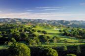 Incredible view over Monte Rei Golf Club