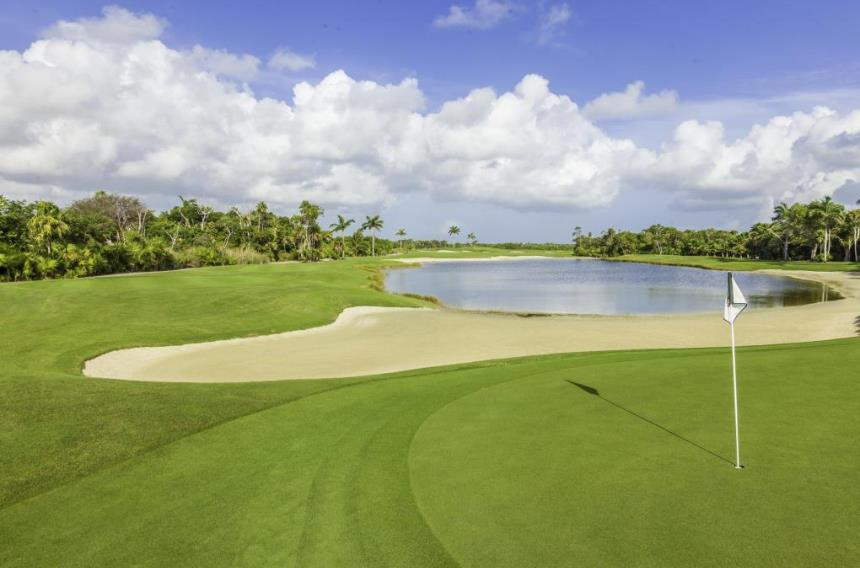 Moon Palace Golf Course, Cancun, Mexico - Book a Golf Holiday on
