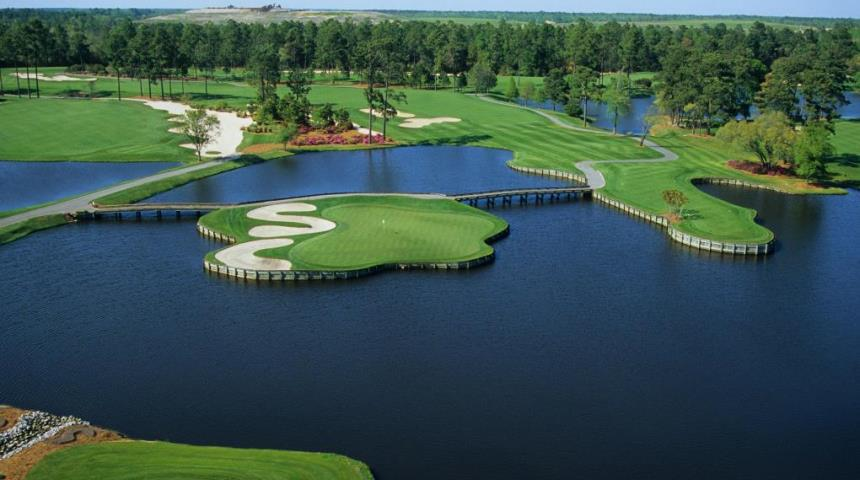 Kings North Course At Myrtle Beach National Myrtle Beach