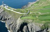 The Old Head Golf Links in Ireland challenging 5th Hole