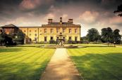 The charming Oulton Hall hotel in West Yorkshire