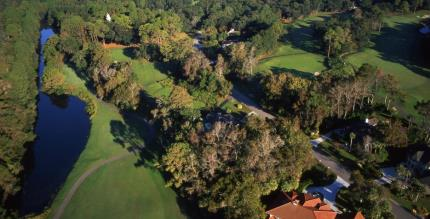Aerial View Of The Arthur Hills Course