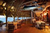 Blue Marlin restaurant at Paradis Hotel & Golf Club