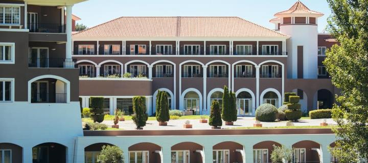 Stunning building at Penha Longa Resort