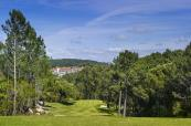 High tee boxes and difficult approaches at Penha Longa Resort
