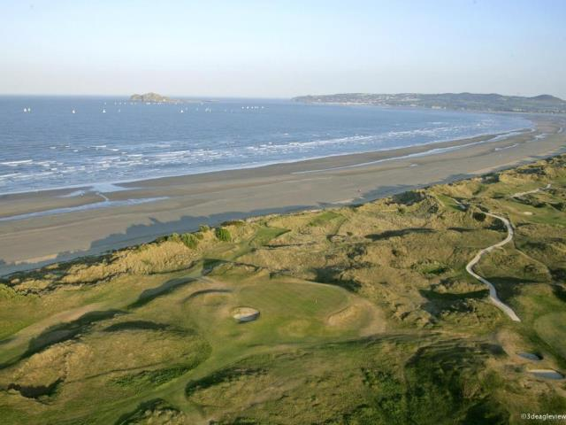 Portmarnock, Co. Dublin - Irish Rail